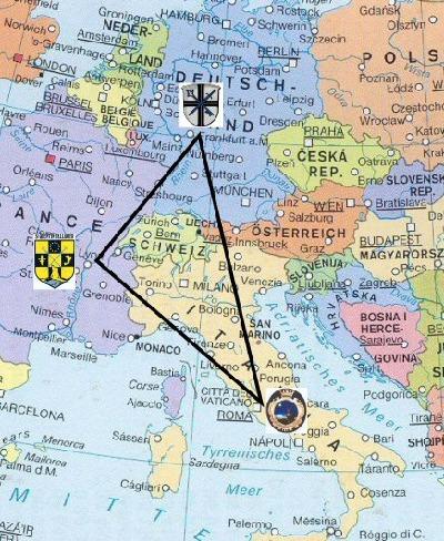 karte frankreich lyon